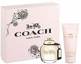 Fragrances, Perfumes, Cosmetics Coach New York Eau De Parfum - Set (edp/50ml + b/lot/100ml)