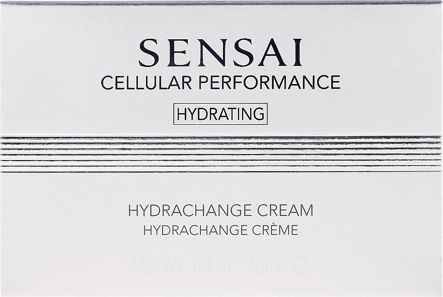 Anti-Age Intense Moisturizing Cream - Kanebo Sensai Cellular Performance Hydrachange Cream — photo N1