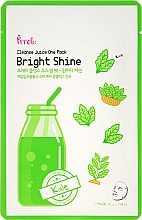 """Fragrances, Perfumes, Cosmetics Face Mask """"Cabbage"""" - Prreti Cleanse Juice One Pack"""