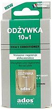 Fragrances, Perfumes, Cosmetics 10-in-1 Nail Conditioner - Ados 10in1 Conditioner