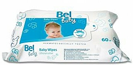 Fragrances, Perfumes, Cosmetics Wet Wipes for Sensitive Baby Skin - Bel Baby Wipes