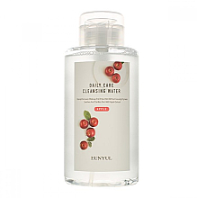 Fragrances, Perfumes, Cosmetics Micellar Water with Apple Extract - Eunyul Daily Care Cleansing Water Apple