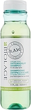 Fragrances, Perfumes, Cosmetics Anti-Dandruff Shampoo - Biolage R.A.W. Rebalance Scalp Oil