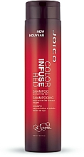 Fragrances, Perfumes, Cosmetics Tinting Shampoo, red - Joico Color Infuse Red Shampoo