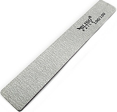 "Fragrances, Perfumes, Cosmetics Nail File ""Square"", 100/100 - Bling"