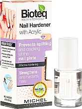 Fragrances, Perfumes, Cosmetics Acryl Nail Hardener - Bioteq Nail Hardener With Acrylic