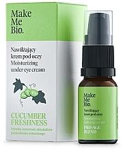 Fragrances, Perfumes, Cosmetics Vitamin E and Cucumber Extract Eye Cream - Make Me BIO