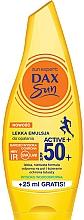 Fragrances, Perfumes, Cosmetics Sunscreen Body Light Emulsion - Dax Sun Light Emulsion Active+ SPF50
