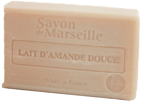 "Natural Soap ""Almond Milk"" - Le Chatelard 1802 Soap Almond Milk"