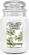 Fragrances, Perfumes, Cosmetics Scented Candle - Country Candle Fraser Fir
