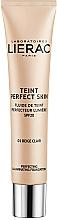 Fragrances, Perfumes, Cosmetics Foundation Fluid - Lierac Teint Perfect Skin Illuminating Fluid Spf 20
