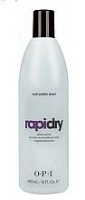 Fragrances, Perfumes, Cosmetics Nail Polish Dryer with Oil - O.P.I RapiDry Avoplex Oil