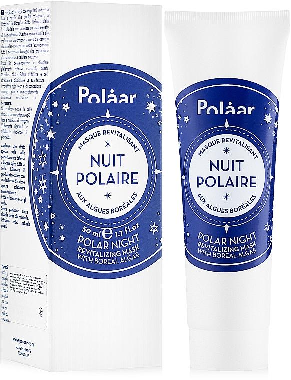 Night Face Mask - Polaar Polar Night Mask — photo N1