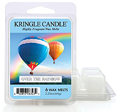 Fragrances, Perfumes, Cosmetics Scented Wax - Kringle Candle Wax Melt Over The Rainbow