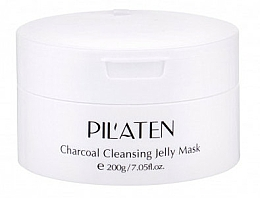 Fragrances, Perfumes, Cosmetics Face Mask - Pilaten Charcoal Cleansing Jelly Mask Face Mask