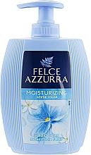 Fragrances, Perfumes, Cosmetics Liquid Soap - Felce Azzurra Idratante White Musk