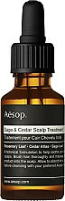 Fragrances, Perfumes, Cosmetics Hair Oil - Aesop Sage & Cedar Scalp Treatment