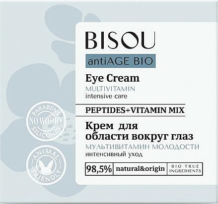 Multivitamin Eye Cream - Bisou AntiAge Bio Eye Cream