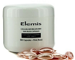 "Fragrances, Perfumes, Cosmetics Face Capsules ""Cellular Recovery. Rose"" - Elemis Cellular Recovery Skin Bliss Rose"