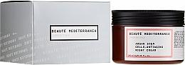 Fragrances, Perfumes, Cosmetics Anti-Aging Night Face Cream - Beaute Mediterranea Argan Stem Cells Antiaging Night Cream