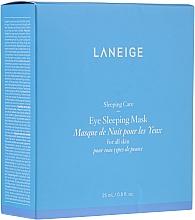 Fragrances, Perfumes, Cosmetics Night Eye Mask - Laneige Sleeping Care Sleeping Eye Mask