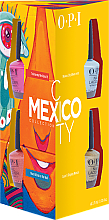 Set - O.P.I. Mexico City Collection Mini Set — photo N1
