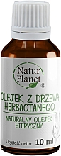 Fragrances, Perfumes, Cosmetics Tea Tree Oil - Natur Planet Tea Tree Oil