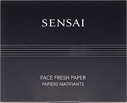 Fragrances, Perfumes, Cosmetics Refreshing Facial Wipes - Kanebo Sensai Face Fresh Paper