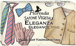 Fragrances, Perfumes, Cosmetics Elegance Natural Soap - Florinda Vintage Elegance Soap