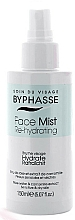 Fragrances, Perfumes, Cosmetics Mist for Dry and Sensitive Skin - Byphasse Face Mist Re-hydrating Sensitive & Dry Skin