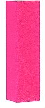 Fragrances, Perfumes, Cosmetics Polishing Buffer Block 120/150, 74813, pink - Top Choice Colours Nail Block