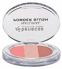 Fragrances, Perfumes, Cosmetics Blush - Benecos Natural Trio Blush