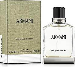 Fragrances, Perfumes, Cosmetics Giorgio Armani Armani Pour Homme - Eau de Toilette