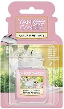 Fragrances, Perfumes, Cosmetics Air Freshener - Yankee Candle Car Jar Ultimate Sunny Daydream