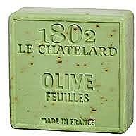 Fragrances, Perfumes, Cosmetics Soap - Le Chatelard 1802 Soap Magnolia Olive Leaves