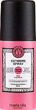 Fragrances, Perfumes, Cosmetics Strong Hold Hair Spray - Maria Nila Style & Finish Extreme Spray