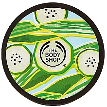 "Fragrances, Perfumes, Cosmetics Body Yogurt ""Cool Cucumber"" - The Body Shop Cool Cucumber Body Yoghurt"