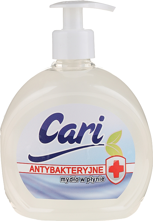 Hand Antibacterial Liquid Soap - Cari Antibacterial Liquid Soap