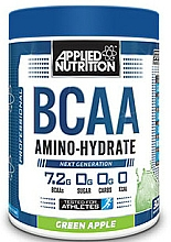 """Fragrances, Perfumes, Cosmetics Sports Nutrition """"Green Apple"""" - Applied Nutrition BCAA Amino-Hydrate Green Apple"""