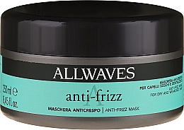 Fragrances, Perfumes, Cosmetics Wavy & Unruly Hair Mask - Allwaves Anti-Frizz Mask