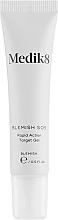 Fragrances, Perfumes, Cosmetics Instant Anti-Acne Gel - Medik8 Blemish SOS Rapid Action Target Gel