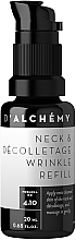 Fragrances, Perfumes, Cosmetics Wrinkle Refill for Neck and Decollete - D'Alchemy Neck & Decolletage Wrinkle Refill