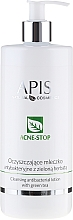 Fragrances, Perfumes, Cosmetics Cleansing Face Lotion - APIS Professional Cleansing Antibacterial Lotion