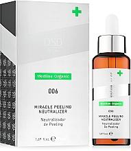 Fragrances, Perfumes, Cosmetics Peeling Neutralizer #006 - Simone DSD de Luxe Medline Organic Miracle Peeling Neutralizer