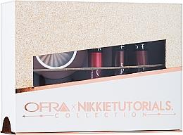 Fragrances, Perfumes, Cosmetics Set - Ofra x Nikkie Tutorials Collection (lipstick/3x6g + highlighter/10g)