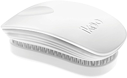 Fragrances, Perfumes, Cosmetics Hair Brush - Ikoo Pocket White Brush