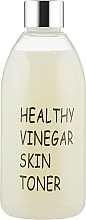 Fragrances, Perfumes, Cosmetics Face Toner 'Rice' - Real Skin Healthy Vinegar Skin Toner Rice