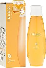 Fragrances, Perfumes, Cosmetics Brightening Face Tonic - Frudia Brightening Citrus Toner