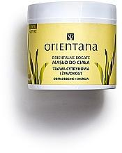 "Fragrances, Perfumes, Cosmetics Body Oil ""Comfrey & Lemongrass"" - Orientana Body Oil"