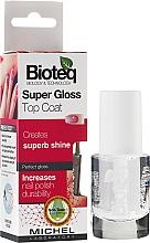"""Fragrances, Perfumes, Cosmetics Top Coat """"Super Gloss"""" - Bioteq Super Gloss Top Coat"""